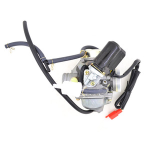 scooter de 125cc moped venda por atacado-partes GY6 cc cc QMJ QMJ motocicleta do carburador Carb Para BAJA Scooter ATV Go Kart Scooter Moped cc PD24J motocicleta