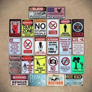 Wholesale Sinclair Motor Oil Texaco Metal Tin Signs X30 CM Vintage Garage Signs Man Cave Retro Signs Bar Pub Wall Decor DHL Free