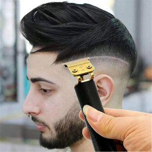 Kemei 1971 Heavy Cordless Trimmer Men Hair Cutting Machine USB maquina afeitar