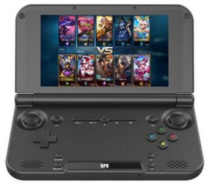 Wholesale New Original GPD XD Plus Inch GB GB Android CPU MT8176 Hexa core Handheld Game Console Laptop Black DHL