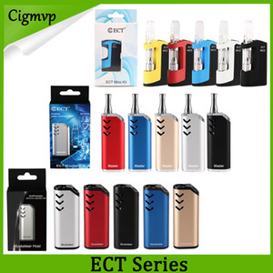 Wholesale vape master for sale - Group buy 100 Original ECT Mico Musketeer Host Master Kit Preheat Variable Voltage Thread Battery Thick Oil Box Mod Cartridge Vaporizer Vape Kits