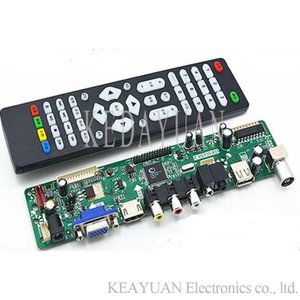 Wholesale V59 motherboard T VST59 LCD LED TV Controller Driver Board