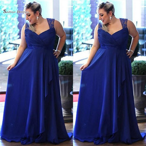 2019 Elegant A-line Plus Size Homecoming Dresses With Chiffon Sweep High-end Occasion Prom Dresses Custom Made on Sale