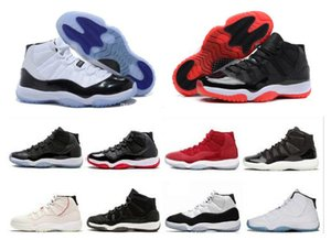 Wholesale With Box s Bred Concord Gym Red Georgetown Gamma Blue Space Jam Cheap Designer New Women Big Kids Mens Casual Shoes