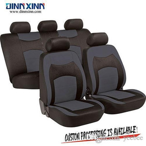 Wholesale DinnXinn 110531F8 BMW 9 pcs full set Polyester fancy car seat cover manufacturer supplier from China