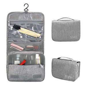 Wholesale Multi Function Makeup Bags Portable Waterproof Hanging Travel Toiletry Bag for Men Women Cosmetic Bag Bathroom Wash Bags Makeup Tool RRA1086