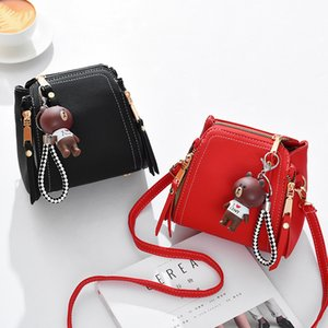2019 new L bags free shipping high quality female handbags, high-end designer L shoulder bag on Sale