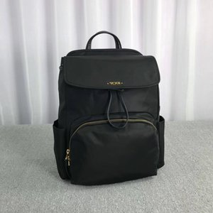 Wholesale 2019SS new VOYAGEUR series flip fashion zipper business backpack parachute nylon ladies casual computer knapsack cm