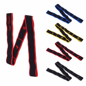 Wholesale Yoga Resistance Band Children Latin Dance Elastic Stretching Belt Fitness Exercise Pulling Strap Fitness Band