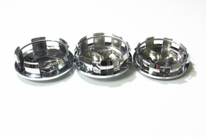 Wholesale hub caps resale online - mm mm silver wheel center caps FOR dodge Avenger coboo caliber hub cap hub Special Automobile decorative cover