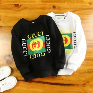 Wholesale 2019 new high quality children's autumn and winter long sleeve pullover sweater20190903#