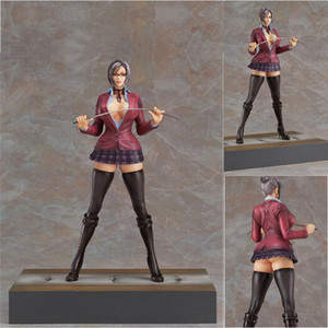 Wholesale Anime Sexy Figure Prison School Shiraki Meiko Japanese Action Figures PVC Collection Model toys for Adults Christmas gift T191022