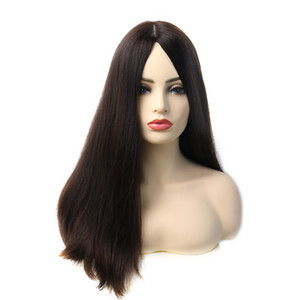 Silk Base Lace Front Human Hair Sheitel Double Drawn Jewish Wig Kosher European Virgin Lace Wig