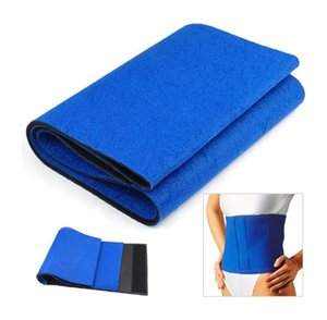 Wholesale Super Stretch Neoprene Sauna Slimming Belts Weight Loss Fit Hot Sweat Body Burn Fat Sweating Sizes cm x cm
