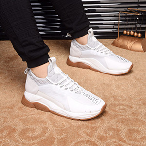 Wholesale New Release CHAIN REACTION Designer Love sneaker women men Calf Leather Lightweight chain linked designer fashion Casual Shoes dust bag box