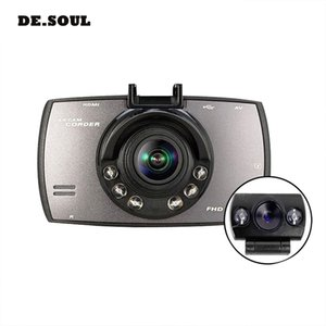 Wholesale PARASOLANT New Auto Accessories Full HD Car recorder Loop Recorder Car Clear Night Vision Camera Degrees Wide Angle