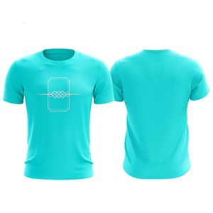 Wholesale T Shirt Graphic Tee men Loose Fit Polyester Ladies Tops Unisex O Neck Summer Fashion