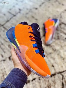 Wholesale 2019 Zoom Freak Roses Black White Total Orange Greece Release Date Official Images Sneakers Mens Basketball Shoes Man Sport Trainers
