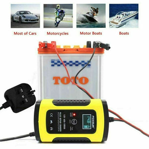 Wholesale Car Battery Maintainer Charger Tender 12V Portable Auto Trickle Boat Motorcycle