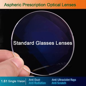 Wholesale 1 Single Vision Optical Glasses Prescription Lenses for Myopia Hyperopia Presbyopia Eyeglasses CR Resin Lens With Coating