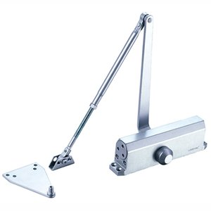 Wholesale UL listed iConstructed with die-cast aluminum body ANSI surfaced mounted standard automatic door closer with parallel bracket