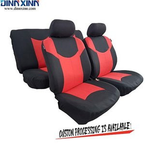 Wholesale DinnXinn BS018G Hyundai 9 pcs full set velvet baby car seat cover trading from China