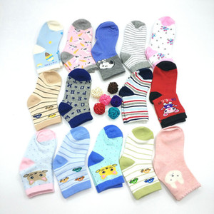 Wholesale Fashion 0-12 Years Old Kids Designer Infant Baby Cotton Socks Newborn baby Breathable Soft Socks Kids Pink Baby Sock