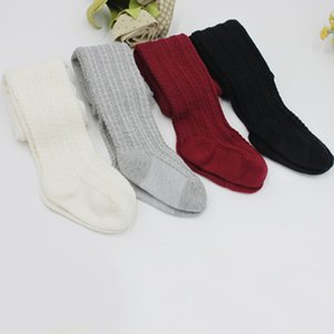 Wholesale Fashion Pure Colored Children's Socks Creative Children's Pantyhose Pure Cotton Socks Suitable for 6 Months to 8 Years Old Children