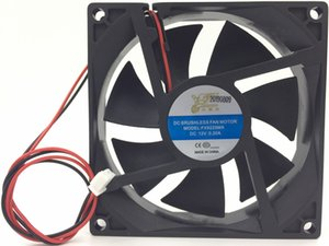 Wholesale 80x80x25mm DC V V Computer CPU System Radiator Fan for Computer Power Supply Chassis and Electrical Accessory Cooling Fans