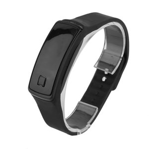 Wholesale Korean Style Fashionable Men Women Lovers LED Touch Screen Digital Smart Watch TPU Sport Data Time Display Watch clock women