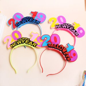Wholesale New Hairpin Happy Hairpin Night Market Creative Children s Light emitting Toys