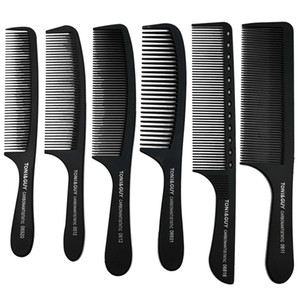 Professional Hairdressing Combs Tangled Straight Hair Brushes Girls Toni Guy Comb Pro Salon Hair Care Styling Tool