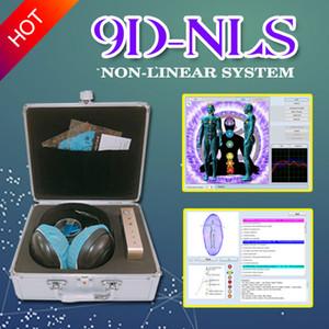 The Bioplasm 9D-NLS Health Gadget Analyzer Non-Linear Analysis System Bioresonance Machine - Aura Chakra Healing On Sale