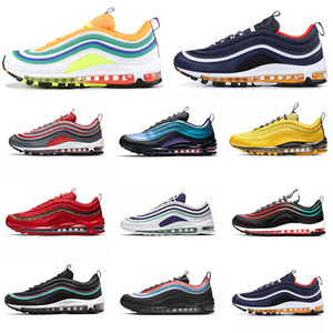 Wholesale 2019 Free Run Classic Airs Cushion Leopard Iridescent Tennis for men women triple white black Metallic sliver Bullet SEOUL Gym outdoor shoes