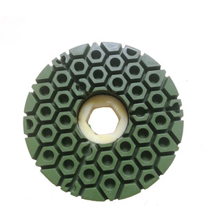 Wholesale stone edging for sale - Group buy 10 Snail Lock Chamfering Disc Resin Chamfering Grinding Wheel Buff Diamond Edge Wheel for Stone Edge Grinding Profiling and Polishing