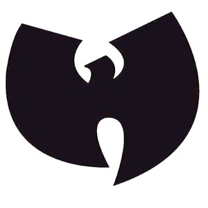 Wholesale 16 cm Wu Tang Clan Hip Hop Band Black Car Bumper Sticker Decal Cool Graphics Vinyl Car Wrap Car Styling