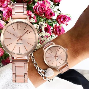 Wholesale Aplustrade Casual Quartz Stainless Steel Band Marble Strap Watch Analog Wrist Watches relojes para mujer Beautiful fashion classic women