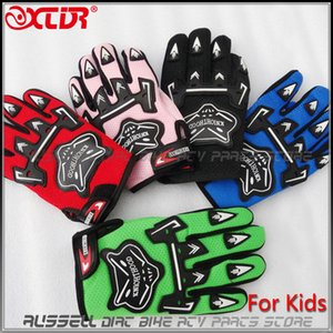Racing gloves for YOUTH PEEWEE kids motorcycle Bicycle Dirt Pit Bike Poceket bike Motorbike ATV QUAD