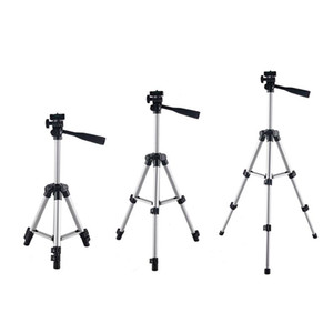 Wholesale Outdoor Fishing Lamp Bracket Universal Portable Camera Accessories Telescopic Mini Lightweight Tripod Stand Hold ZZA282