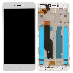 Wholesale For XIAOMI Redmi Note Note MTK Helio X20 LCD Touch Screen with Frame For Xiaomi Redmi Note X Snapdragon LCD