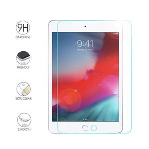 Wholesale 24 inch tablet resale online - 10D Tempered Glass For Apple iPad MINI inch Screen Protector For i Pad MiNi Tablet Protective Film