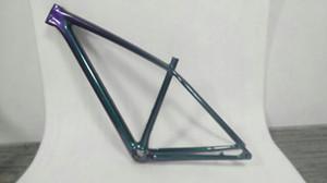 2019 Ultralight EPIC barrel shaft carbon fiber mountain bike frame mountain bike frame bicycle frame competitive racing 29ER gradient