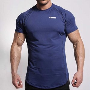 Wholesale T shirts for Men in Sport Fast Tracking Fitness Running Gym Football Shirt For Men in Mango Shirt Tops Tees