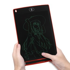 Wholesale 8 Inch Smart LCD Writing Tablet Painting eWriter Handwriting Pad Electronic Digital Drawing Graphic Tablet Board Children gift toy
