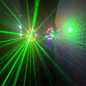 T18-1 RGB light laser belt ballroom dance led costumes mens laser suit laser costume dj club wears bar singer disco led clothes