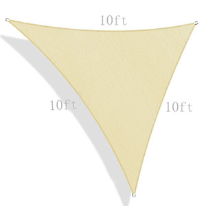 Wholesale Sun Shade Sail Canopy UV Block for Patio Deck Yard and Outdoor Activities Camping Hiking Yard Patio Garden