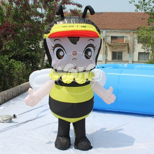 Wholesale outdoor advertising promotional inflatable bee costume