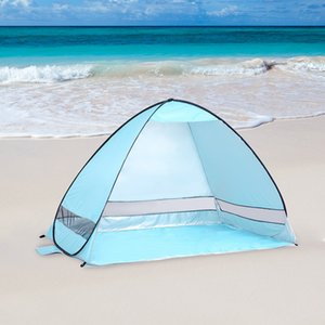 Wholesale Lixada Outdoor Instant Up Beach Tent Lightweight UV Protection Sun Shelter Tent Sunshade Canopy Waterproof Camping