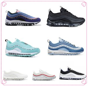 Wholesale 2019 Have a Day OG SE Mens Tennis Womens Cushion Running Shoes Iridescent Triples White Black Metallic Gold Sliver Bullet Sports Sneakers