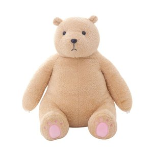 Wholesale Bear Plush Toys kawaii Soft Cuddly Bear Stuffed Animals Funny Toy Doll for Wedding Birthday Party Christmas Decoration